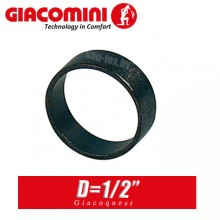 """Кольцо обжимное Giacoquest D=1/2"""""""