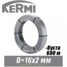 Труба Kermi x-net PE-Xc 16x2 (бухта 600 м)