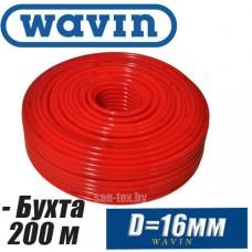 Труба Wavin Ekoplastik PE-Xc D=16x2,0 мм (бухта 200 м)