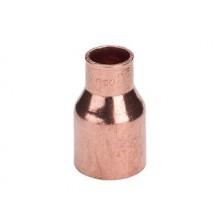 Муфта медная под пайку Viega D=18х15 мм