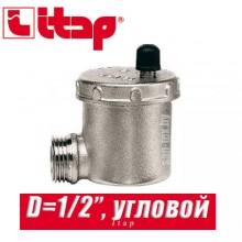 """Развоздушник угловой автоматический Itap D1/2"""" арт. 364"""
