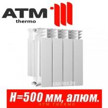 Радиатор алюминиевый ATM Thermo Energia 500