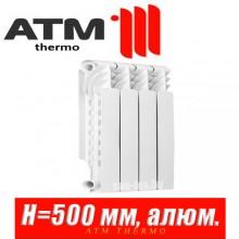 Радиатор алюминиевый ATM Thermo Moderno 500