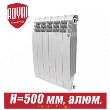 Радиатор алюминиевый DreamLiner 500