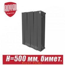 Радиатор Piano Forte 500 Noir Sable