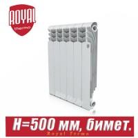 Радиатор биметалл Revolution Bimetall 500