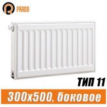 Стальной радиатор Prado Classic тип 11 300x500 мм
