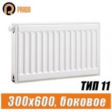 Стальной радиатор Prado Classic тип 11 300x600 мм