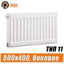 Стальной радиатор Prado Classic тип 11 500x400 мм