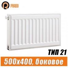 Стальной радиатор Prado Classic тип 21 500x400 мм