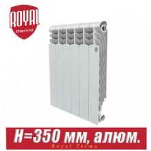 Радиатор алюминиевый Revolution 350