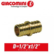 "Муфта Giacoquest D=1/2""-1/2"""