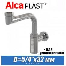Сифон для умывальника Alcaplast A403
