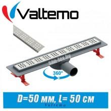 Трап Valtemo Euroline Base VLD-520315 C-01 (50 см)
