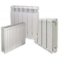 Радиаторы отопления: обзор, виды, плюсы и минусы