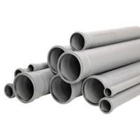 Основные виды канализационных труб