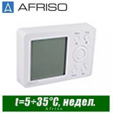 Термостат комнатный Afriso APT RT (недельная программа)