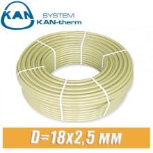 Труба KAN-therm Push PE-Xc D=18x2,5 мм