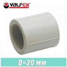 Муфта соединительная Valfex D20 мм