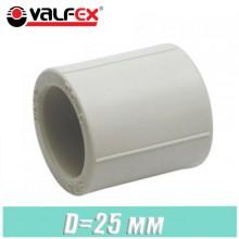 Муфта соединительная Valfex D25 мм