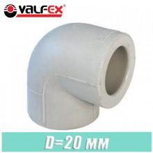 Угол паечный Valfex D20x90 град.