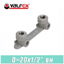 "Планка в сборе Valfex D=20x1/2"", вн."
