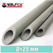 Полипропиленовая труба Valfex 25x4,2 мм