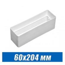 Соединитель для плоских воздуховодов 60х204 мм