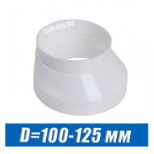 Редуктор эксцентриковый D=100-125 мм