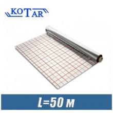 Фольга для теплого пола Kotar 50 м
