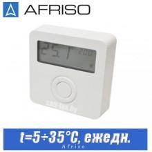 Термостат комнатный Afriso APT RT (ежедневная программа)