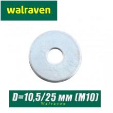 Шайба большая Walraven BIS М10