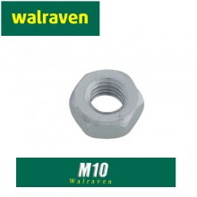 Гайка шестиугольная Walraven BIS М10