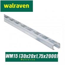 Монтажный профиль Walraven BIS RapidRail WM15