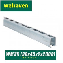 Монтажный профиль Walraven BIS RapidRail WM30