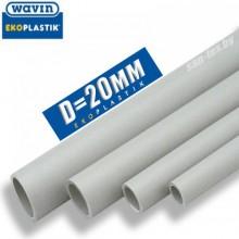 Полипропиленовая труба Wavin EK 20x3,4 мм