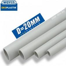 Полипропиленовая труба Wavin Ekoplastik ППР 20x3,4 мм PN 20